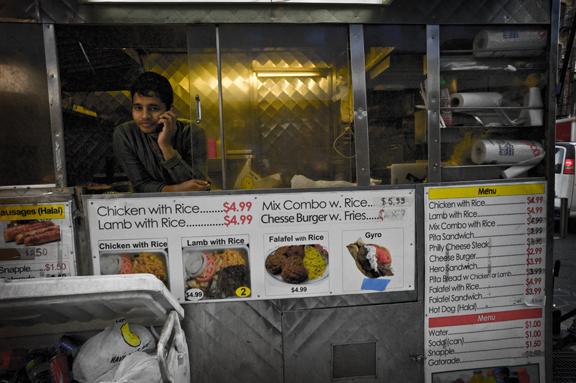 Food Cart, Canal Street4084