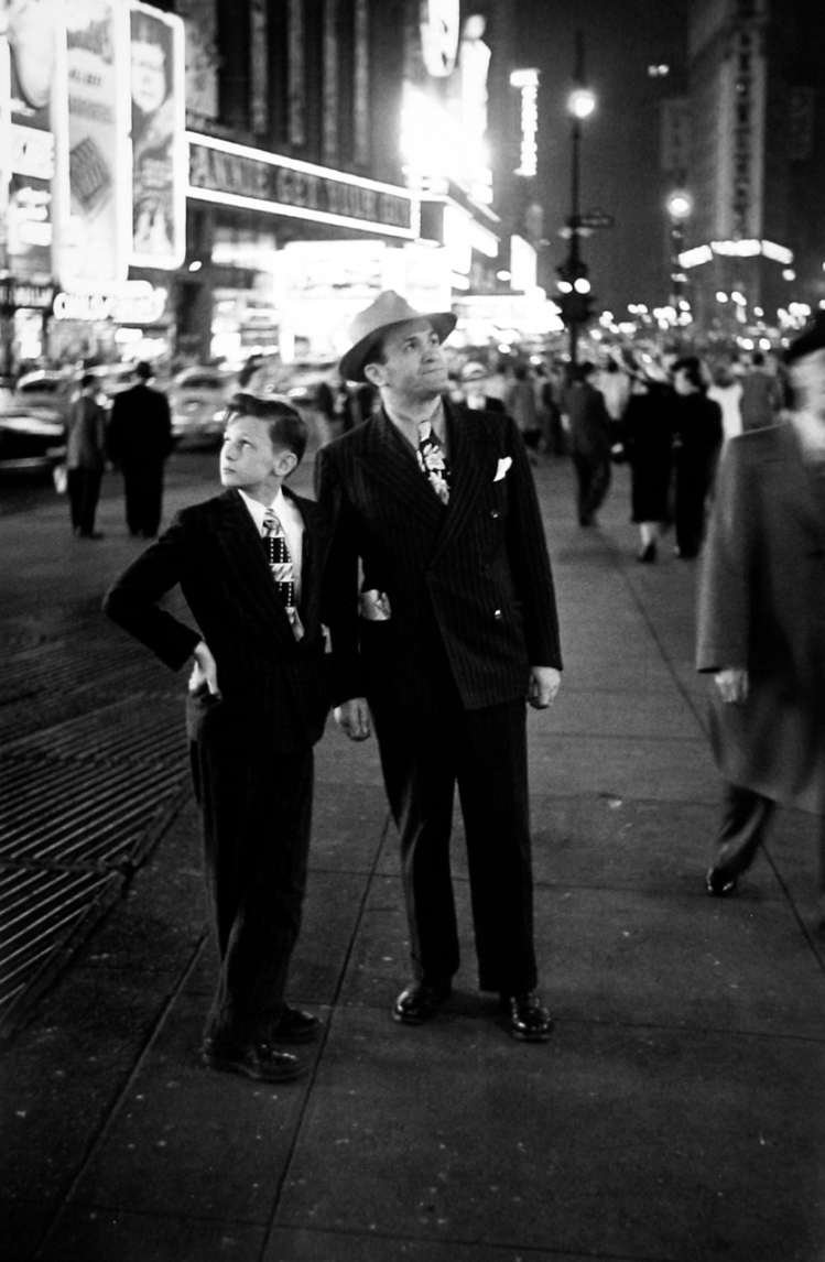 times square late 1940s